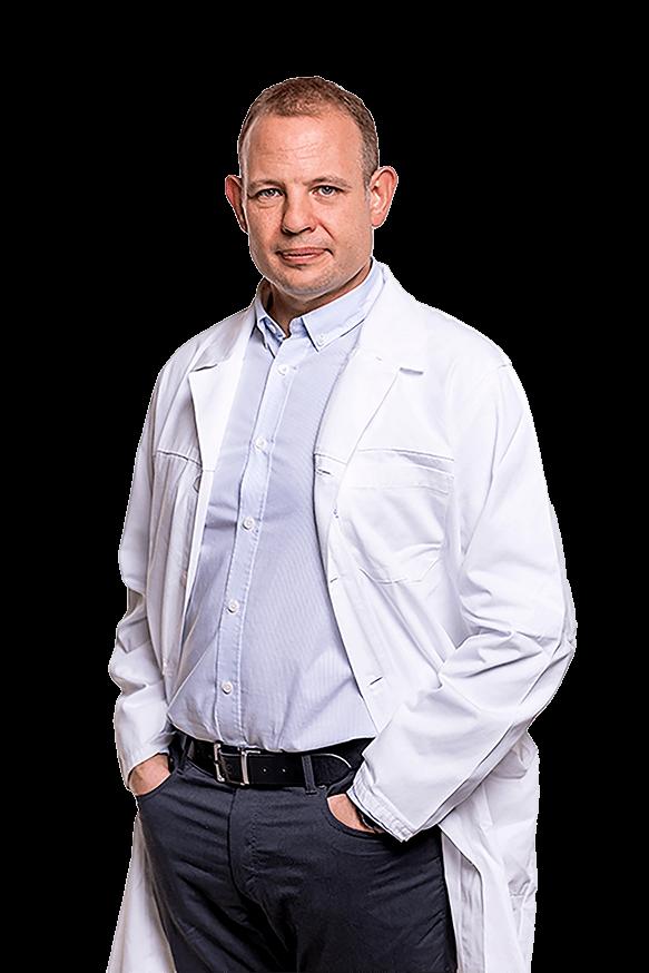 Dr. Dubóczki Zsolt sebész adjunktus