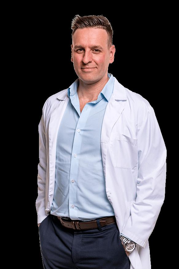 Dr. Sztipits Tamás FEBS sebész adjunktus